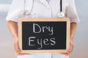What Can Your Senior Do about Dry Eyes?
